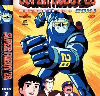 Super Robot 28 – sigla completa