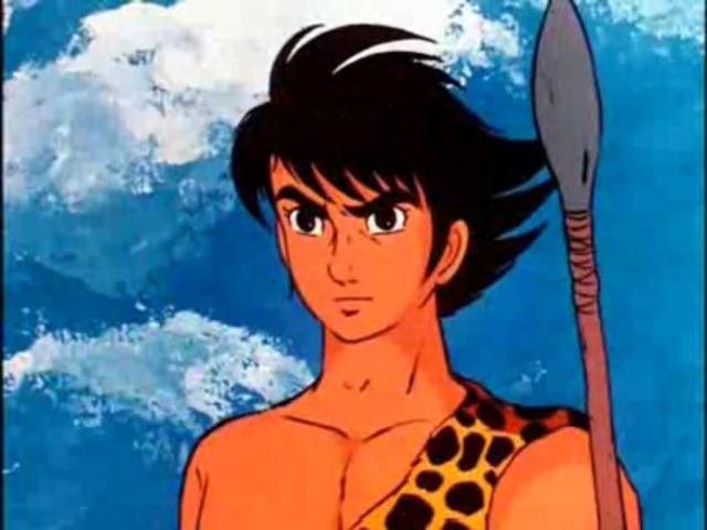 Ryu il ragazzo delle caverne sigla le canzoni dei cartoni