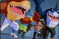 Street Sharks, quattro pinne all'orizzonte