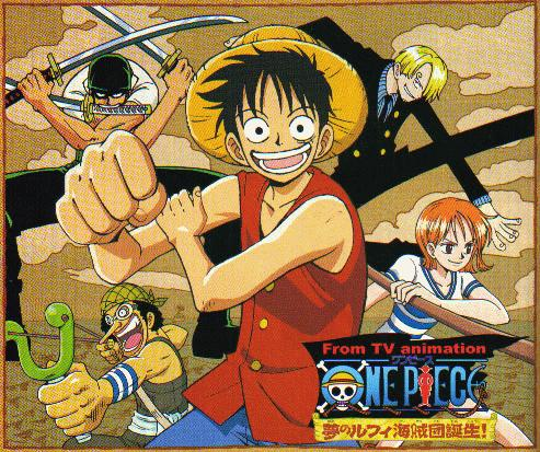 One Piece - All'arrembaggio