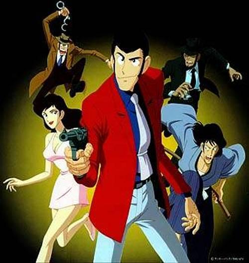 Lupin - Fisarmonica