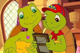Franklin tartaruga
