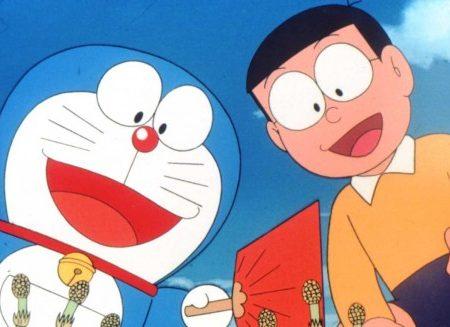 Il gatto Doraemon