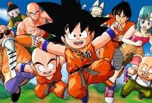 Dragon Ball (Sigla prima serie)